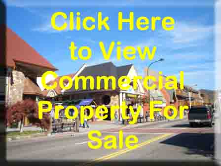Sevierville commercial real estate for sale
